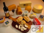 Produção de queijos finos - o surgimento do queijo