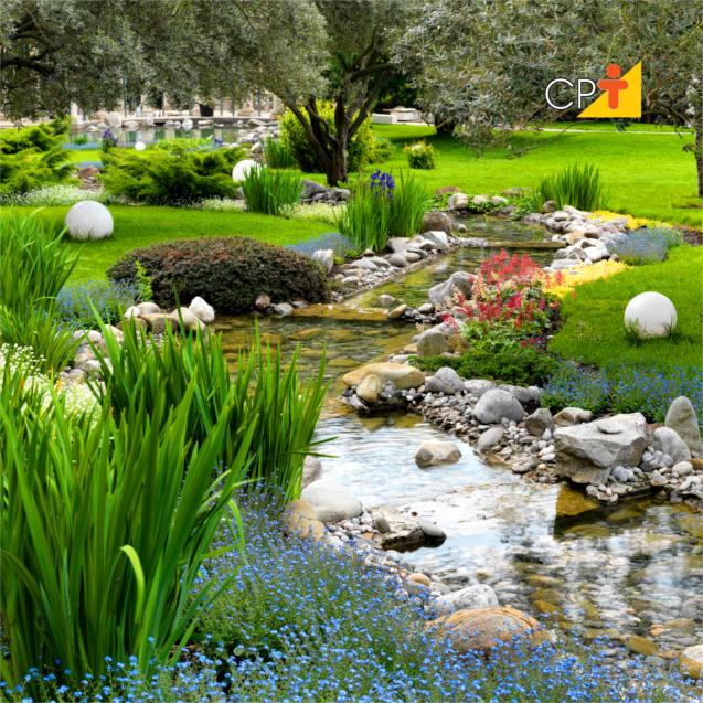 Implantação de Jardins