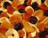 Fruta seca é opção saudável para lanche