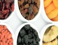 Nutritivas, as frutas secas complementam sua alimentação