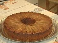 Aprenda a fazer torta de banana com farinha de soja