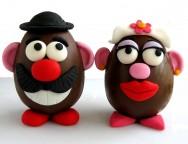 Novidades da Páscoa 2012: Tipos de ovos e embalagens