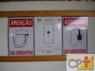 Marcenaria: equipamentos de segurança