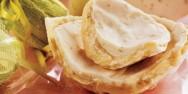 Ovo de Páscoa de trufa de limão