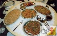 Entre os chineses, qualquer acontecimento é motivo para um banquete