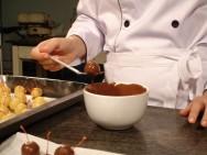 Recursos humanos na fábrica de chocolates