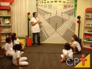 Trânsito na educação infantil: conhecimentos do professor