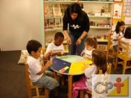 Artes plásticas na educação infantil: expressões artísticas