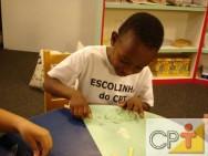 Artes plásticas na educação infantil: compreensão da arte infantil