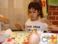 Artes plásticas na educação infantil: estimular a arte