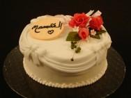 Receita de bolo para o Dia das Mães