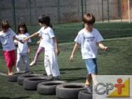 Educação física infantil: descobertas