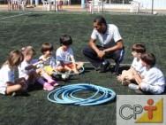 Educação física infantil: a postura do professor