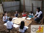 O professor deve considerar que o trabalho com os fenômenos naturais é também uma ótima oportunidade para a aprendizagem