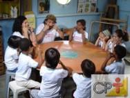 Musicalização infantil: primeiro contato