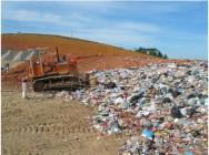 Aterros sanitários são a melhor forma de destinação do lixo urbano