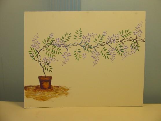 Quer um neg cio lucrativo que tal a pintura decorativa em - Pintura de pared ...