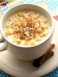 Canjica de milho é uma das grandes sensações das festas juninas