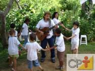 Os trabalhos com música proporcionam maior desenvolvimento na percepção auditiva da criança