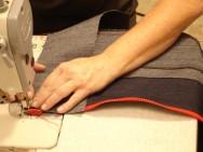 Processo de confecção da calça