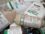 Aprenda Fácil Editora: Índice de embalagens de agrotóxico que tem destino correto cresce 8% no primeiro semestre.