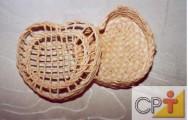 Artesanato em palha de milho: comercialização