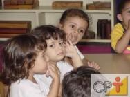 Iniciando a alfabetização - a linguagem da criança