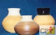Moldagem em cerâmica: origem