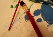 Pintura decorativa em paredes: limpeza