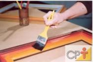 Pinturas decorativas em madeira: verniz