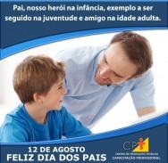 Dia dos Pais, não deixe passar em branco essa data especial