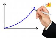 Meta da empresa: crescer sempre