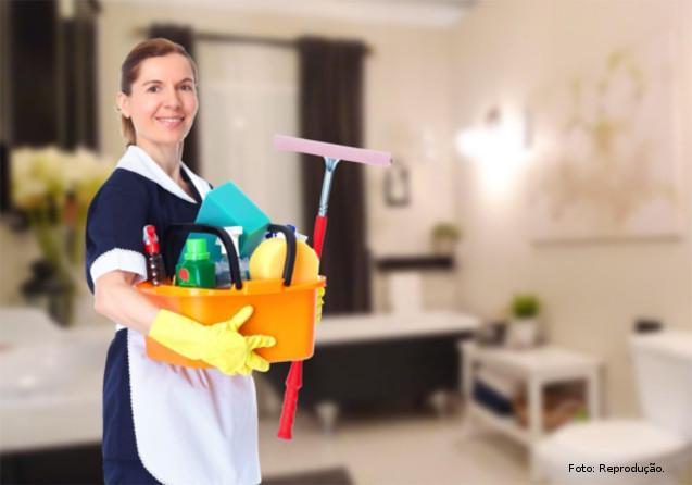 Tarefas da Emprega Doméstica