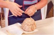 Artesanato: o preparo da palha de milho