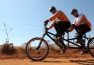 Ciclotrilha é atração em área de proteção ambiental em Goiás
