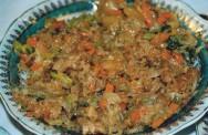 Yakisoba de filé: uma delícia oriental