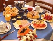 Opções saudáveis para o café da manhã