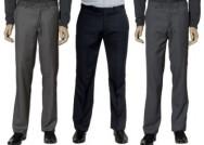 Alguns passos para confeccionar calças masculinas