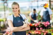 Abra seu próprio negócio, aprenda como montar uma floricultura