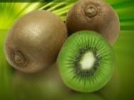 O kiwi é rico em fibra, correspondendo a uma tigela de farelo de aveia