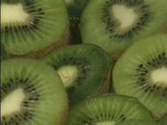 Produção de quivi (kiwi): vitaminas
