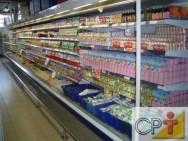 O leite e seus derivados são considerados alimentos de alto risco de contaminação