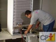 Geladeira e freezer residenciais: condição de frio máximo