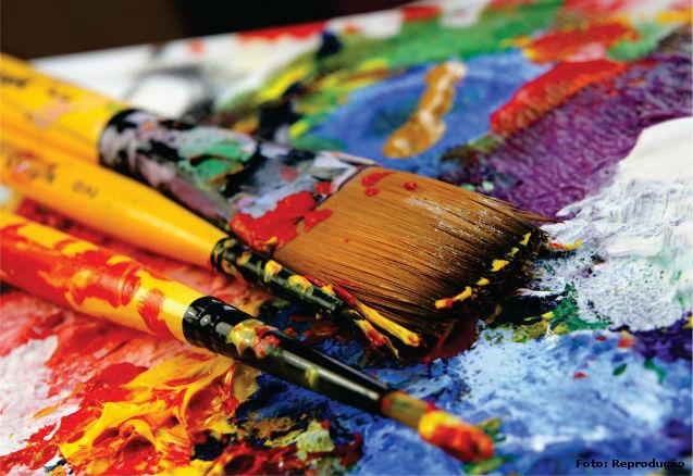 Pintura a óleo sobre tela - Artigos Cursos CPT