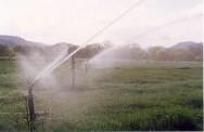 Governo aposta na irrigação para aumentar a produtividade da agropecuária