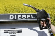 Petrobras testa mistura com 20% de biodiesel