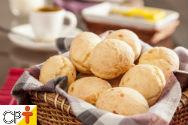 Processamento do pão de queijo   Artigos Cursos CPT