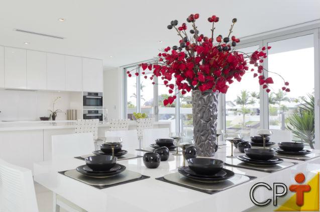 Como receber em casa: composição da mesa     Cursos CPT