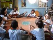 Musicalização na educação infantil: atividades rítmicas