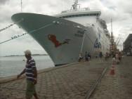 CPT brinda colaboradores com cruzeiro marítimo